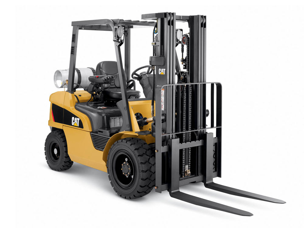 used CAT forklifts for sale