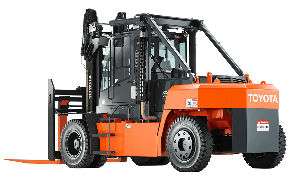 Toyota Forklift Leases