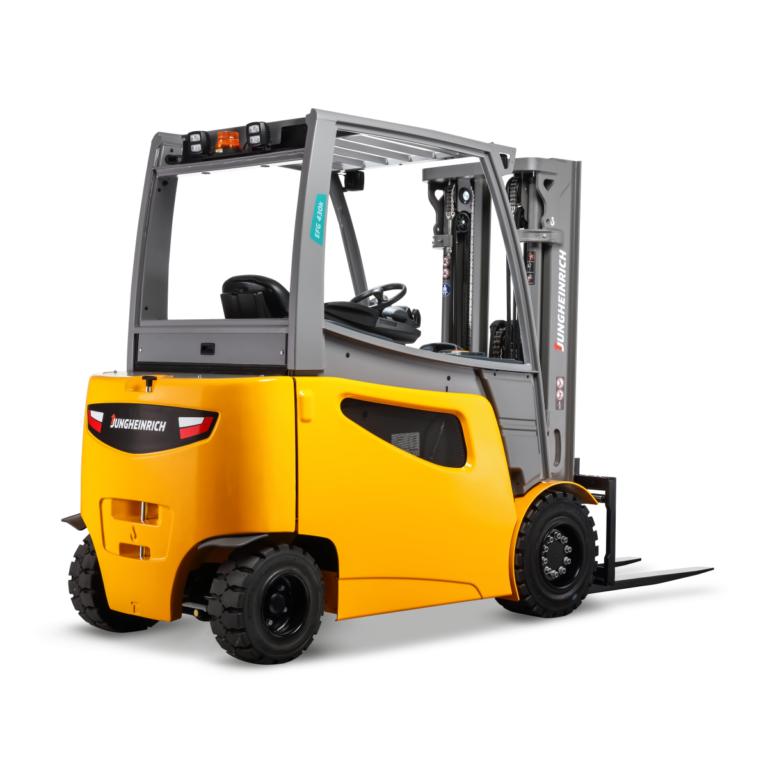 Jungheinrich Forklift Prices