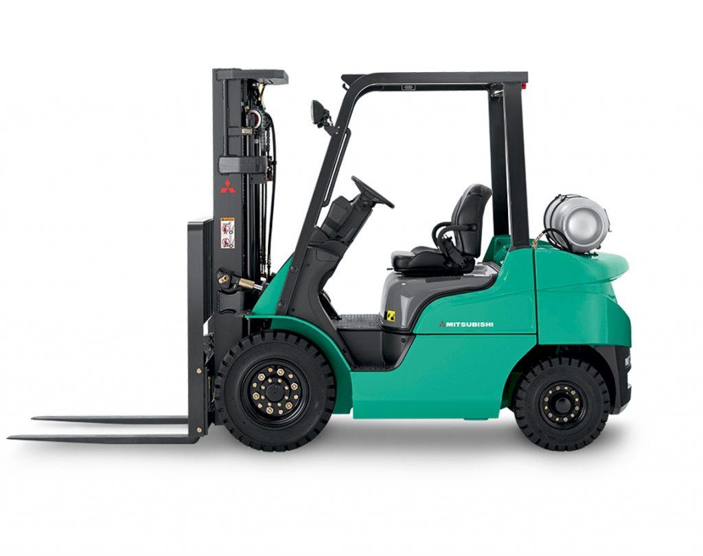 Used Mitsubishi Forklifts