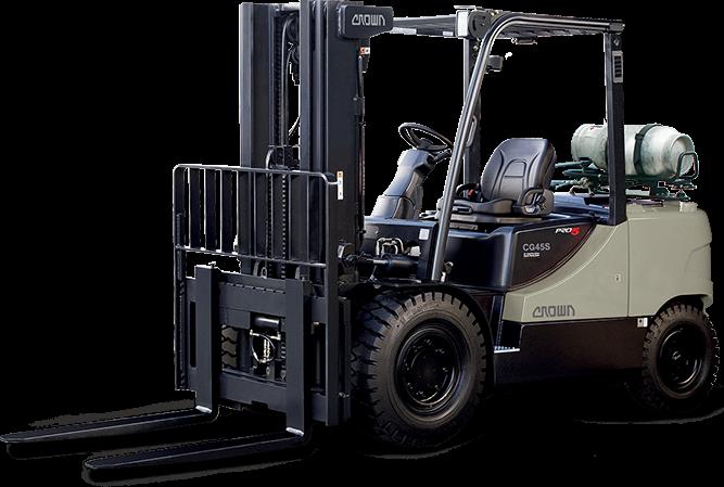 Crown Forklift Rentals