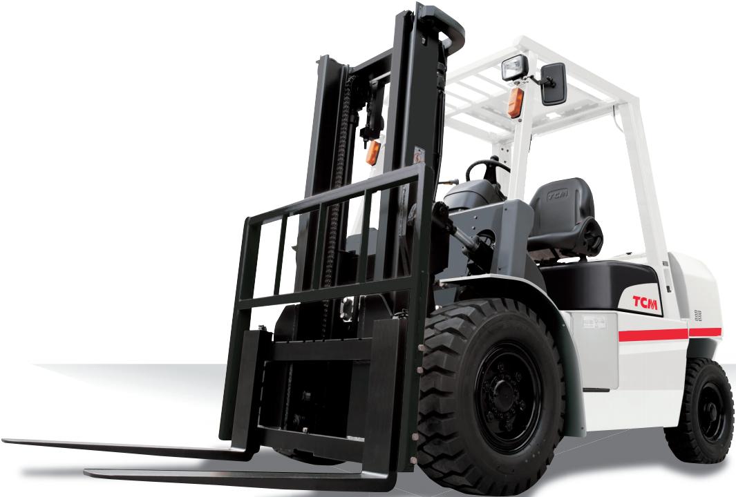 TCM Forklift Rentals