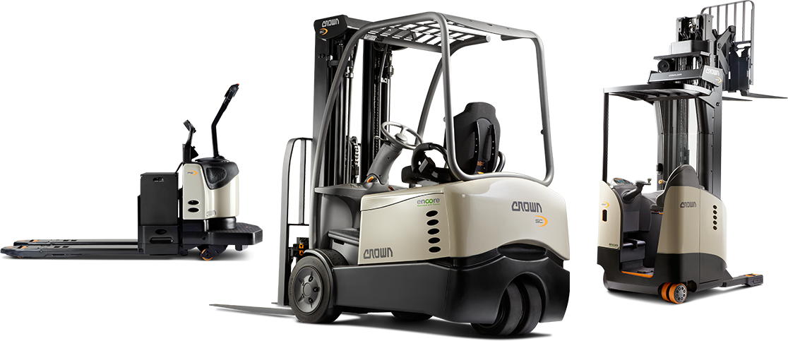 Used Crown Forklift For Sale