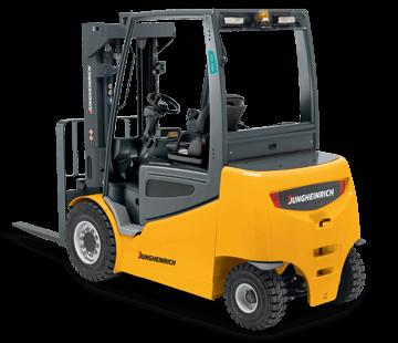 Used Jungheinrich Forklift Sales