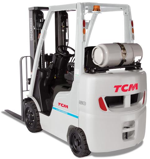 pre-owned TCM forklift