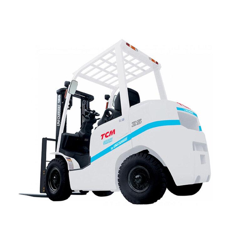 TCM Forklift Lease